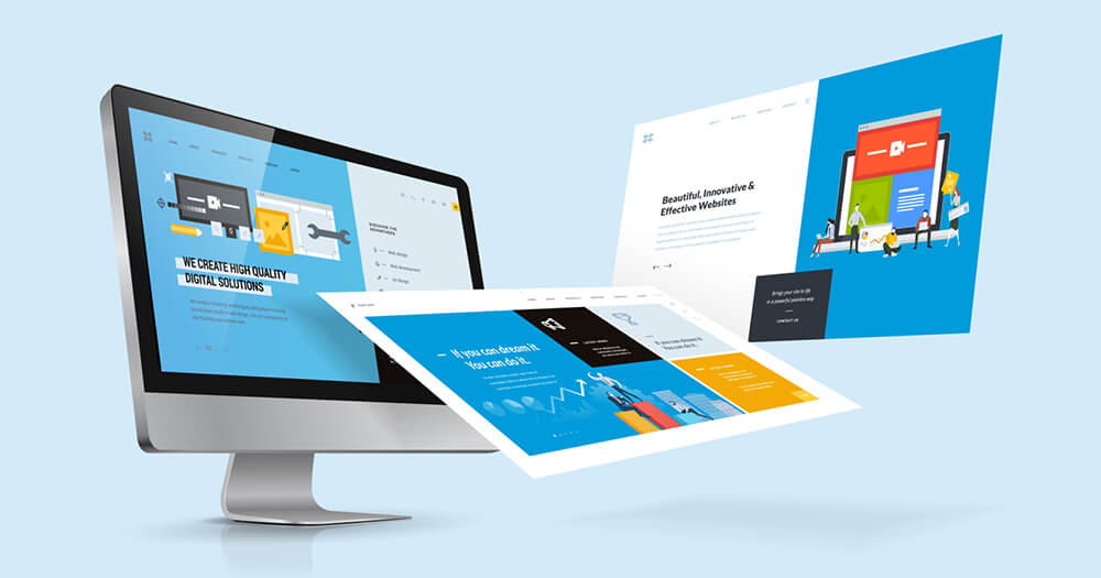 10 Modern and Interactive Web Design Examples