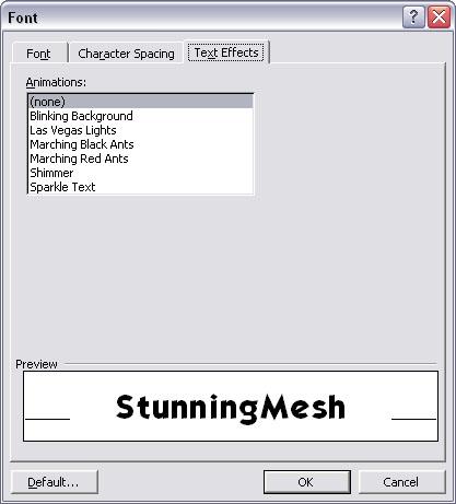 menu-format-font2