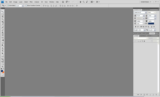 Adobe Photoshop – Lecture 1