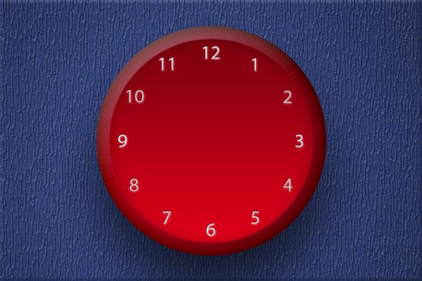 Analog Clock in Photoshop - stunning-mesh-tut15-6-new