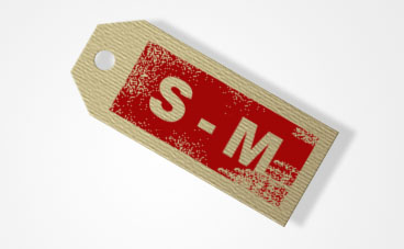 Textured Tags