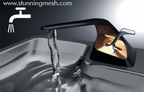 stunningmesh-amazing-3d-tap9