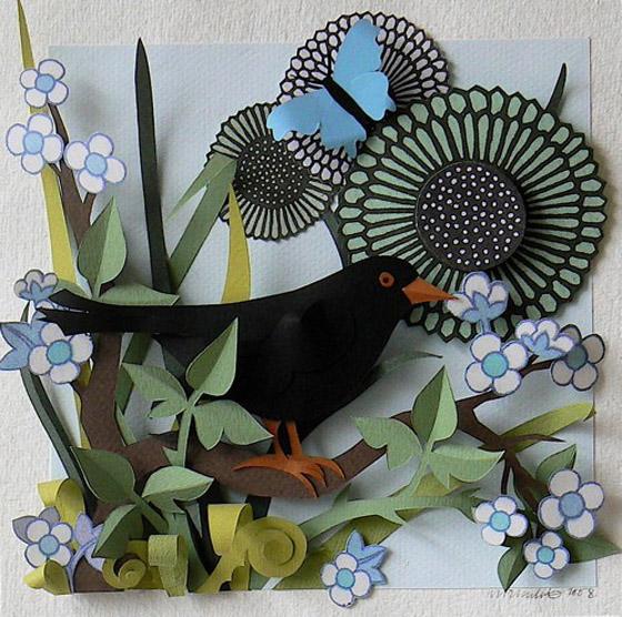 Amazing Paper Art