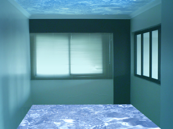 How to Create Under Water Room