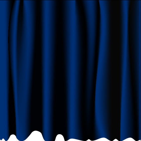 Realistic Curtains in Illustrator