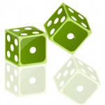 Realistic Dice in Illustrator