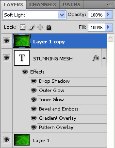 Alien Text Effect in Photoshop