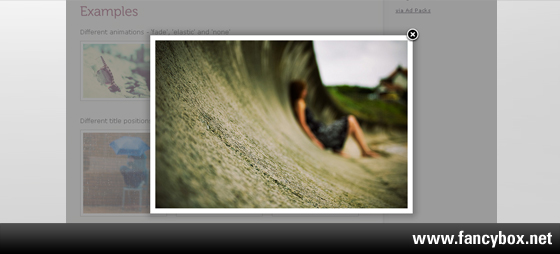 Image Galleries with Source Files