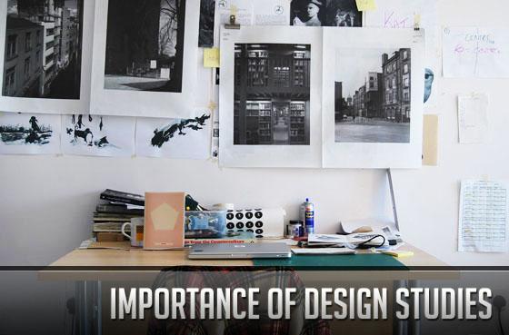 Importance of Design Studies
