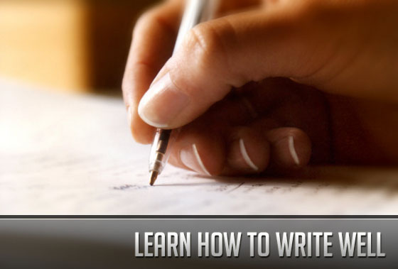 Learn How to Write Well as Design Students