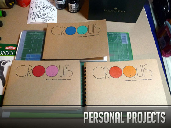 Personal Projects for Design Students