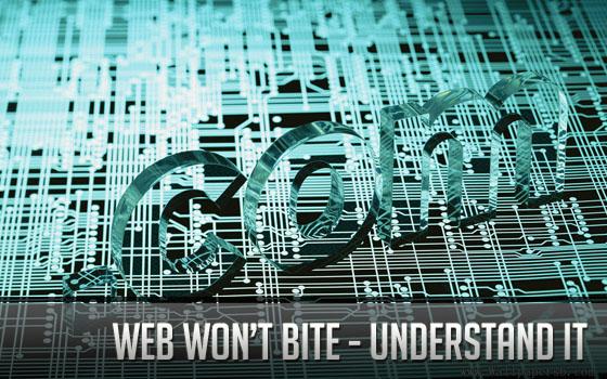 Web Won't Bite – Understand It