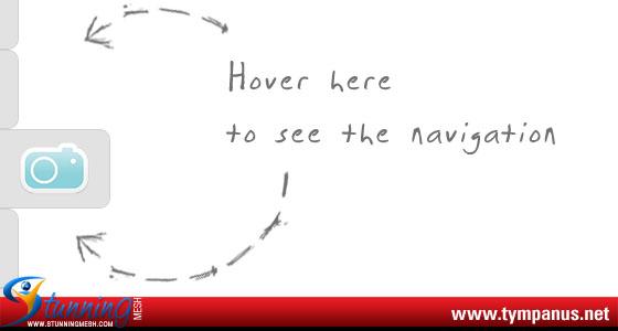 For Navigation and Menus