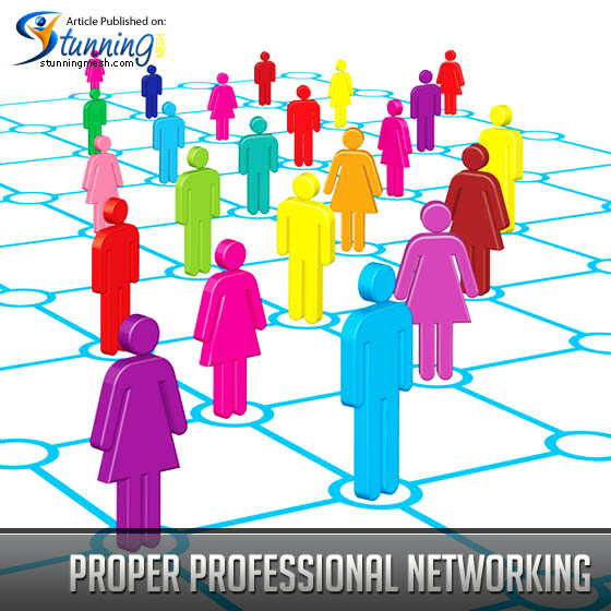 A Freelancer's Guide - Proper Professional Networking