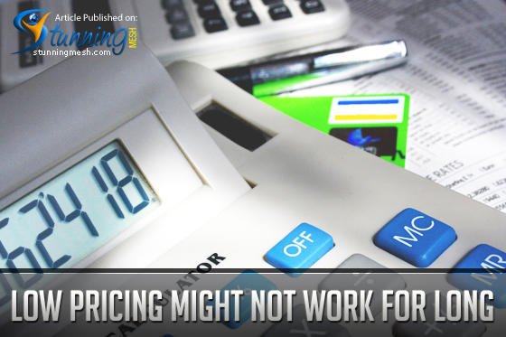 A Freelancer's Guide - Low Pricing Might Not Work for Long