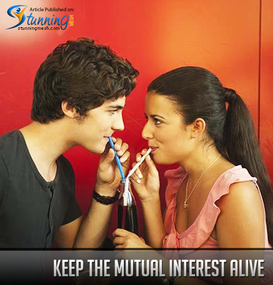Keep the Mutual Interest Alive