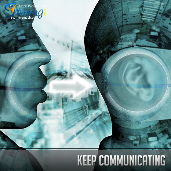 Keep Communicating