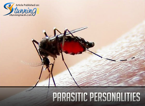 Parasitic Personalities – Give it All to Me