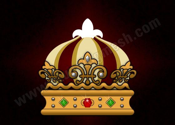Lets Make Precious Royal Crown in Photoshop Tutorial