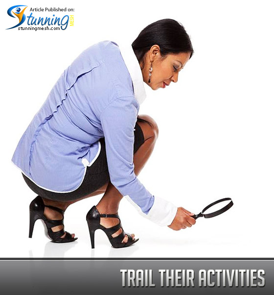 Trail their Activities