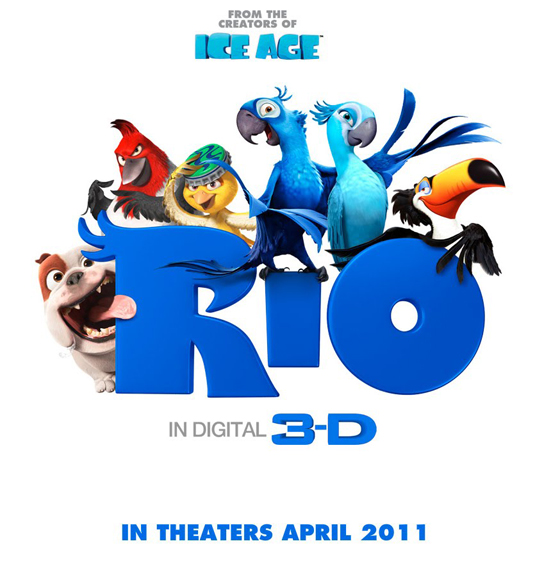 3D Movies Poster