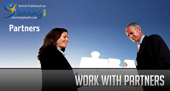 Work With Partners for Creative Web Designs