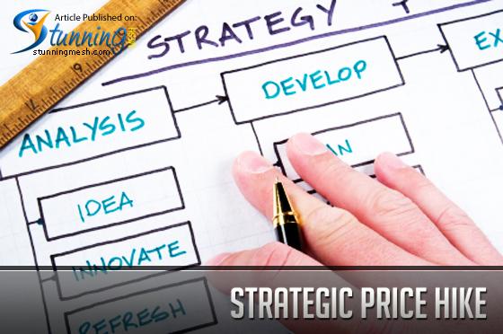 Strategic Price Hike
