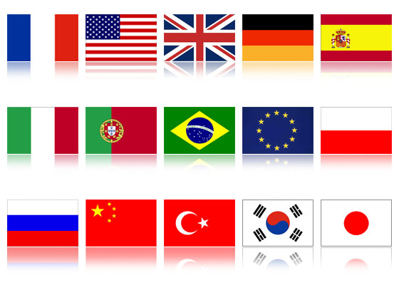 International Royalty Free Stock Photos