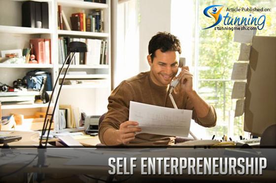 Self-Entrepreneurship