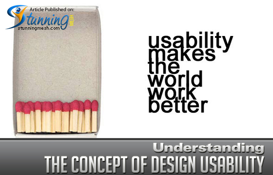 Understanding the Concept of Design Usability