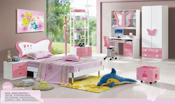 Stunningmesh - Kids Bedroom Interior Decoration