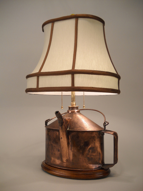 Unique And Unusual Table Lamps And Patio Lights