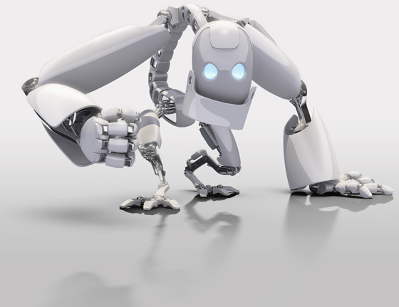 Stunningmesh - Awesome 3D Robots and Characters