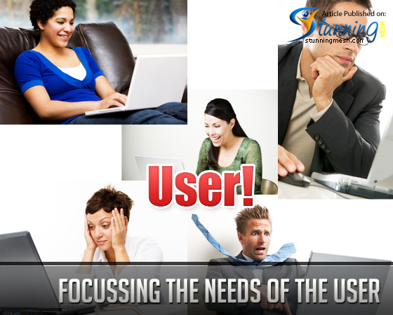 Focusing the Needs of the User to Make a Design Project Successful