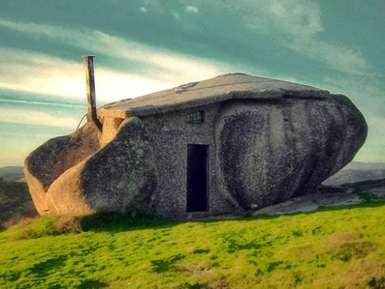 Unusual and Amazing Houses by Stunningmesh
