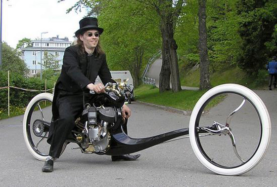Unusual Unique Bikes