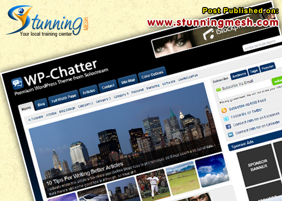 WPChatter by Solostream Premium WordPress Themes
