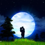 Beautiful Romantic Moonlight Wallpapers