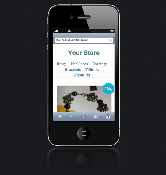 SolidShops Mobile