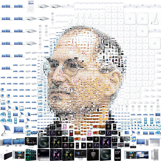 A Tribute to Steve Jobs CEO Apple Inc.