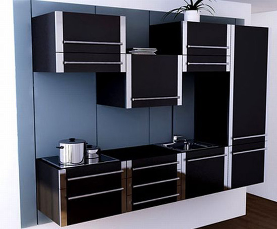 Gliding Cabinets