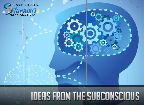 Ideas from the Subconscious