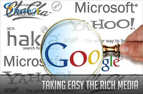 Taking Easy the Rich Media for Website's Search Results