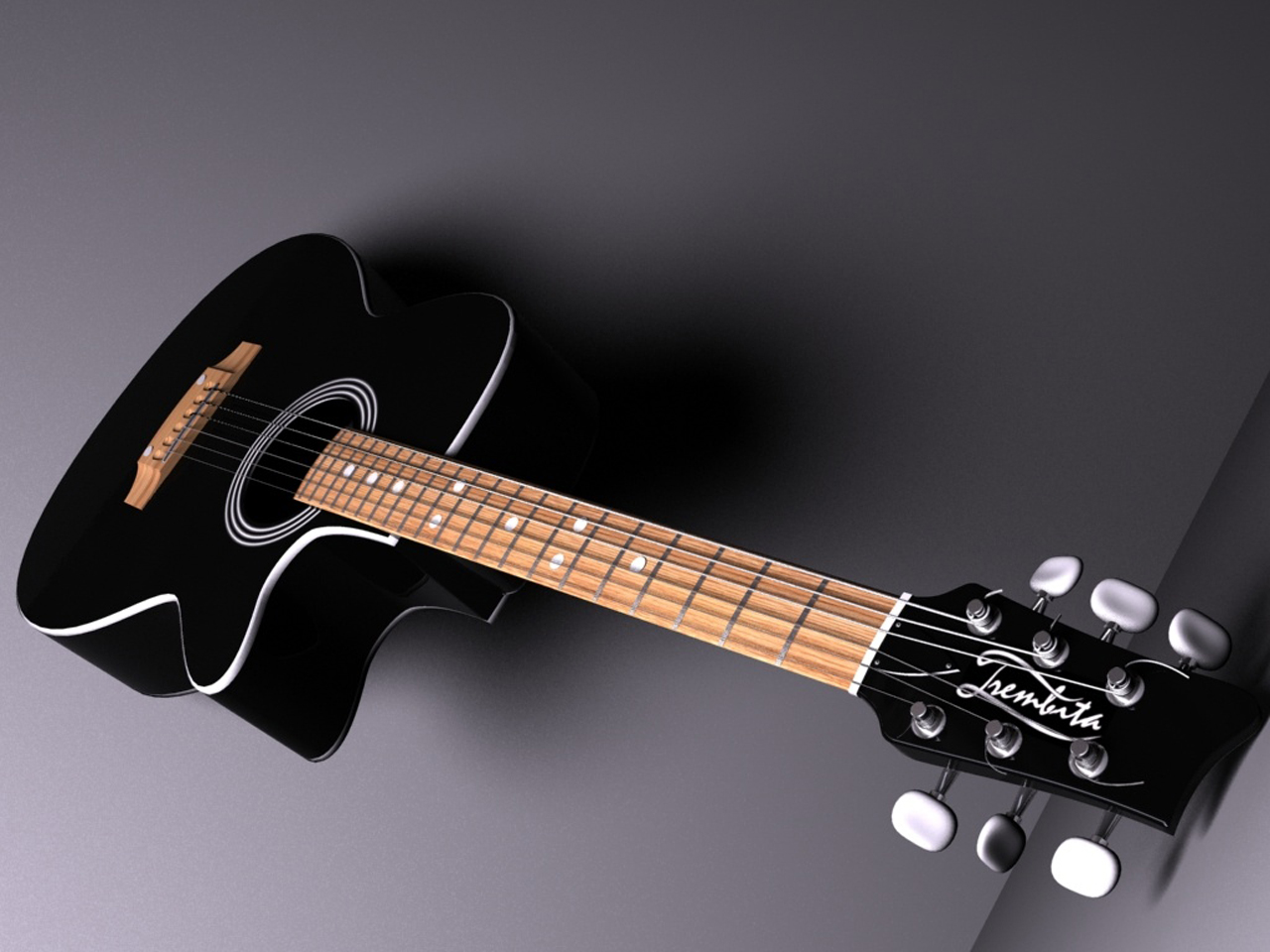 Awesome Bass Guitar Wallpaper