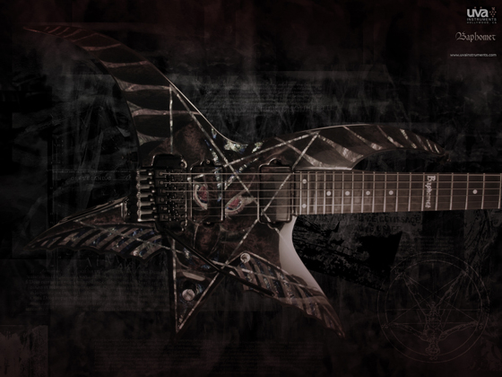 Awesome Guitar Wallpapers