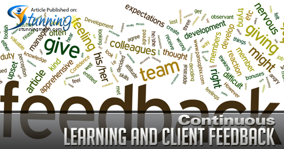 Continuous Learning and Client Feedback