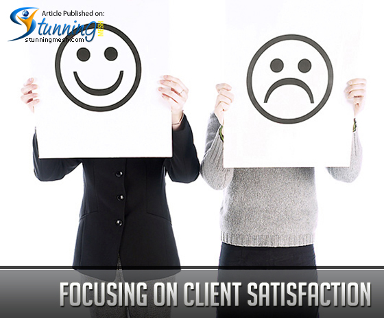 Focusing on Client Satisfaction