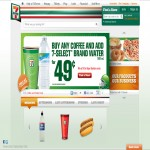 World's Famous Super Market Chains websites for your Inspiration.