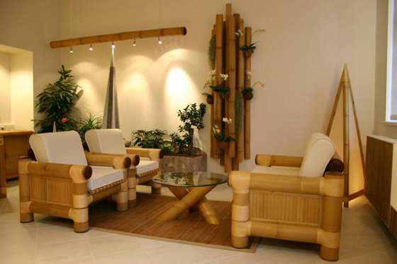 Bamboo Products to Decorate Your Home