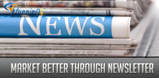 Market Better through Newsletter